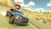 Anunciado el DLC de Mercedes-Benz para 'Mario Kart 8'