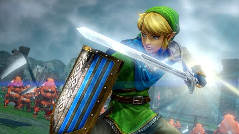 Ediciones especiales de 'Hyrule Warriors' de Amazon Japón