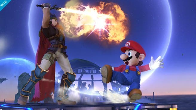 Movimiento especial de Ike en 'Super Smash Bros. Wii U/3DS'
