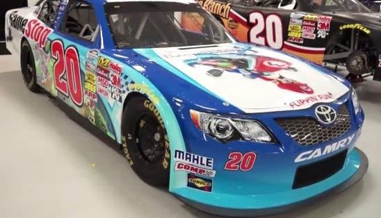 ¡'Mario Kart 8' presente en la NASCAR - Nintenderos.com - Nintendo Switch, 3DS, Wii U