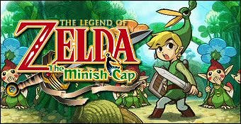 'The Legend of Zelda: The Minish Cap' llega a la Consola Virtual de Wii U