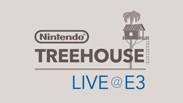 Sigue aquí en directo el 'Nintendo Treehouse: Live @ E3'
