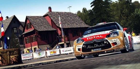 Anunciado 'WRC 2014' para 3DS