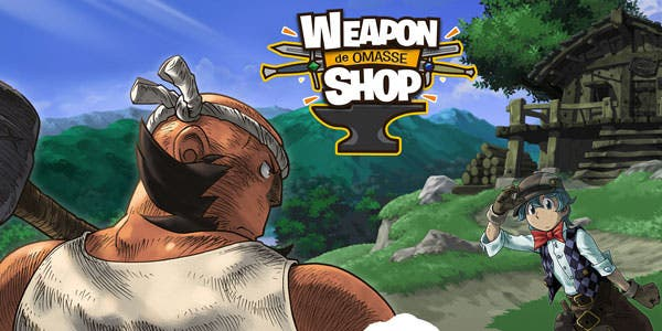 [Análisis] Weapon Shop de Omasse (eShop 3DS)
