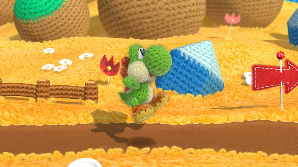 'Yoshi's Woolly World' fechado para el día 26 de junio en la web italiana de GameStop