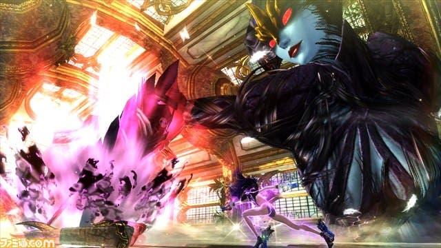 Nueva información sobre el modo cooperativo de 'Bayonetta 2'