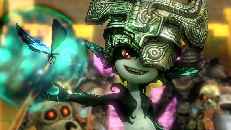 Midna es inicialmente un enemigo en 'Hyrule Warriors'