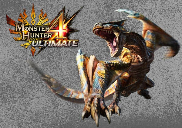 """Algunas animaciones en 'Monster Hunter 4' fueron creadas """"a mano"""""""