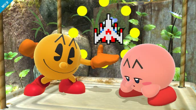 Pac-Man confirmado como personaje jugable en 'Super Smash Bros'