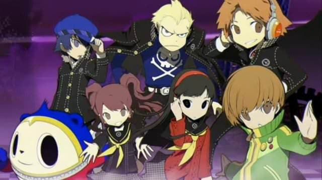Os presentamos a Junpei y a Zen de 'Persona Q: Shadow of the Labyrinth'