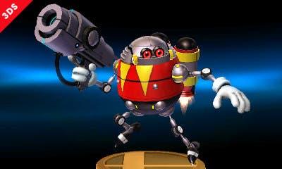 EggRobo confirmado para Smashventura de 3DS