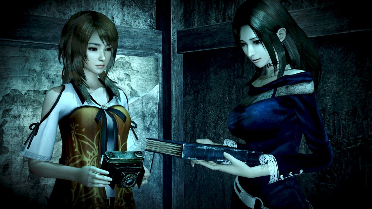 Ya está disponible la web de 'Fatal Frame: Maiden of Black Water' para Europa