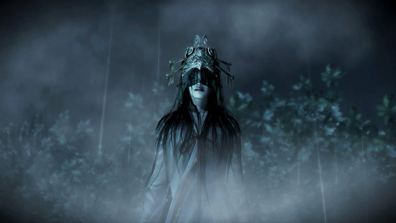 Toneladas de estremecedores detalles sobre 'Fatal Frame: The Black Haired Shrine Maiden'