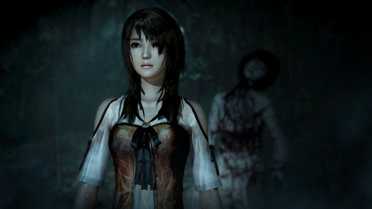 Koei Tecmo y Nintendo anuncian 'Fatal Frame: The Black Haired Shrine Maiden'