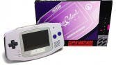 Nueva Game Boy Advance con diseño de Super Nintendo disponible este mismo mes