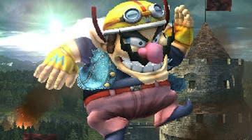 ¿Wario en el nuevo Super Smash Bros. para 3DS y Wii U?