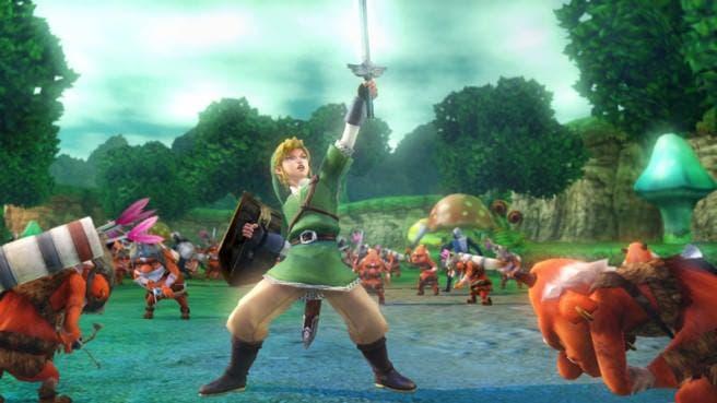 'Hyrule Warriors' no tendrá modo cooperativo online