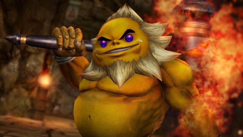 Un nuevo tráiler de 'Hyrule Warriors' muestra la fuerza devastadora de Darunia