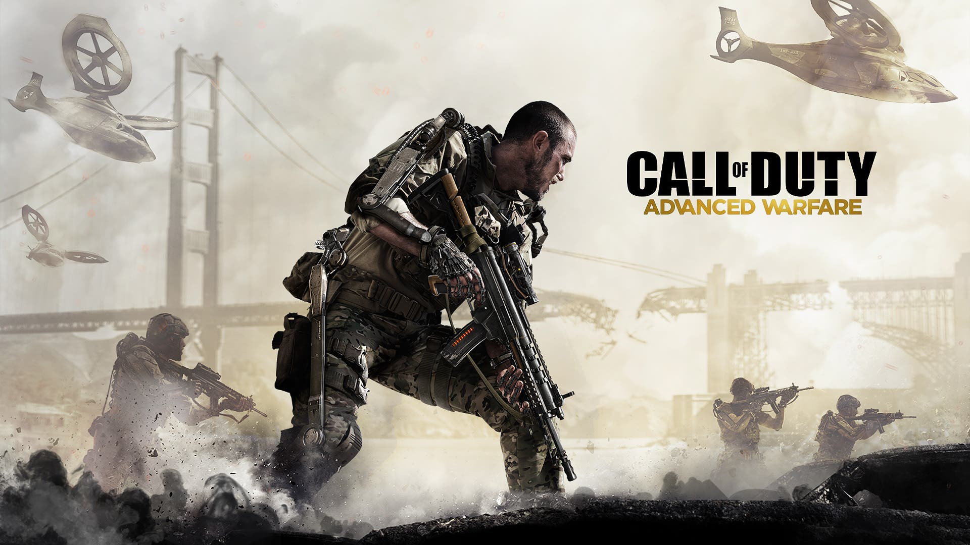 'Call of Duty: Advanced Warfare' listado en la base de datos para Wii U