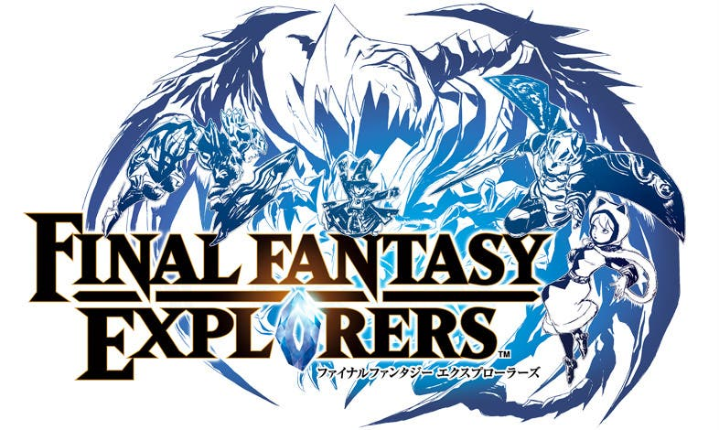 Racjin codesarrolla 'Final Fantasy Explorers'