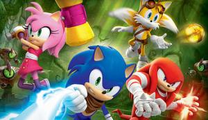 """Nintendo Europa: """"¡Los fans por fin pueden recorrer libremente el universo de 'Sonic Boom'!"""""""