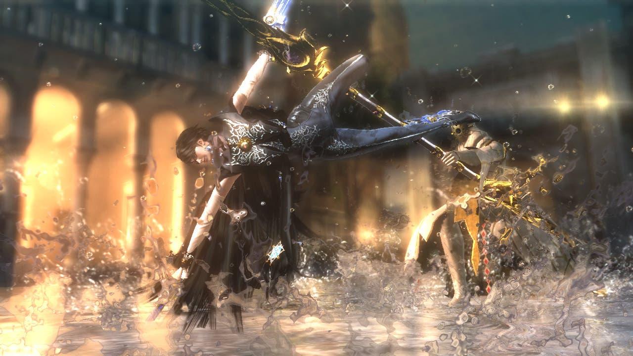 """Platinum Games nos habla en su blog sobre las """"situaciones clímax"""" de 'Bayonetta 2'"""
