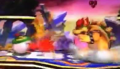 Se filtran Bowsy, Ganondorf y Shulk en 'Super Smash Bros. for Wii U / 3DS'