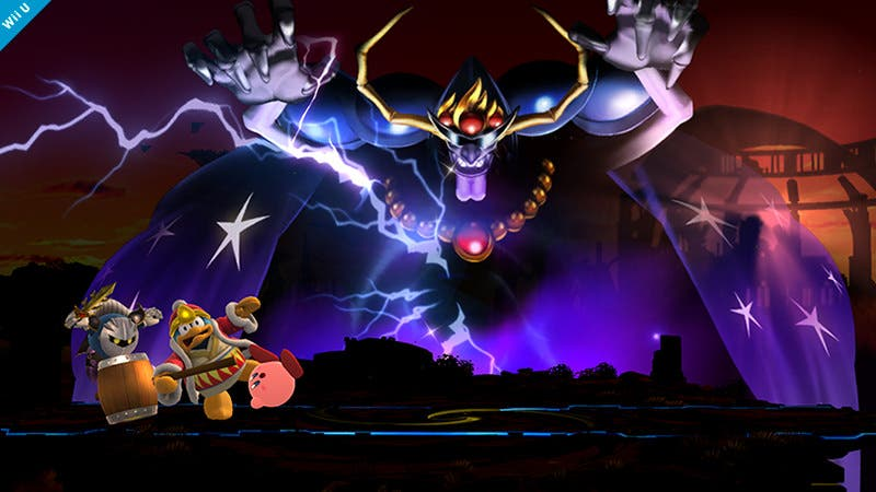 Nightmare será un ayudante en 'Super Smash Bros. Wii U / 3DS'