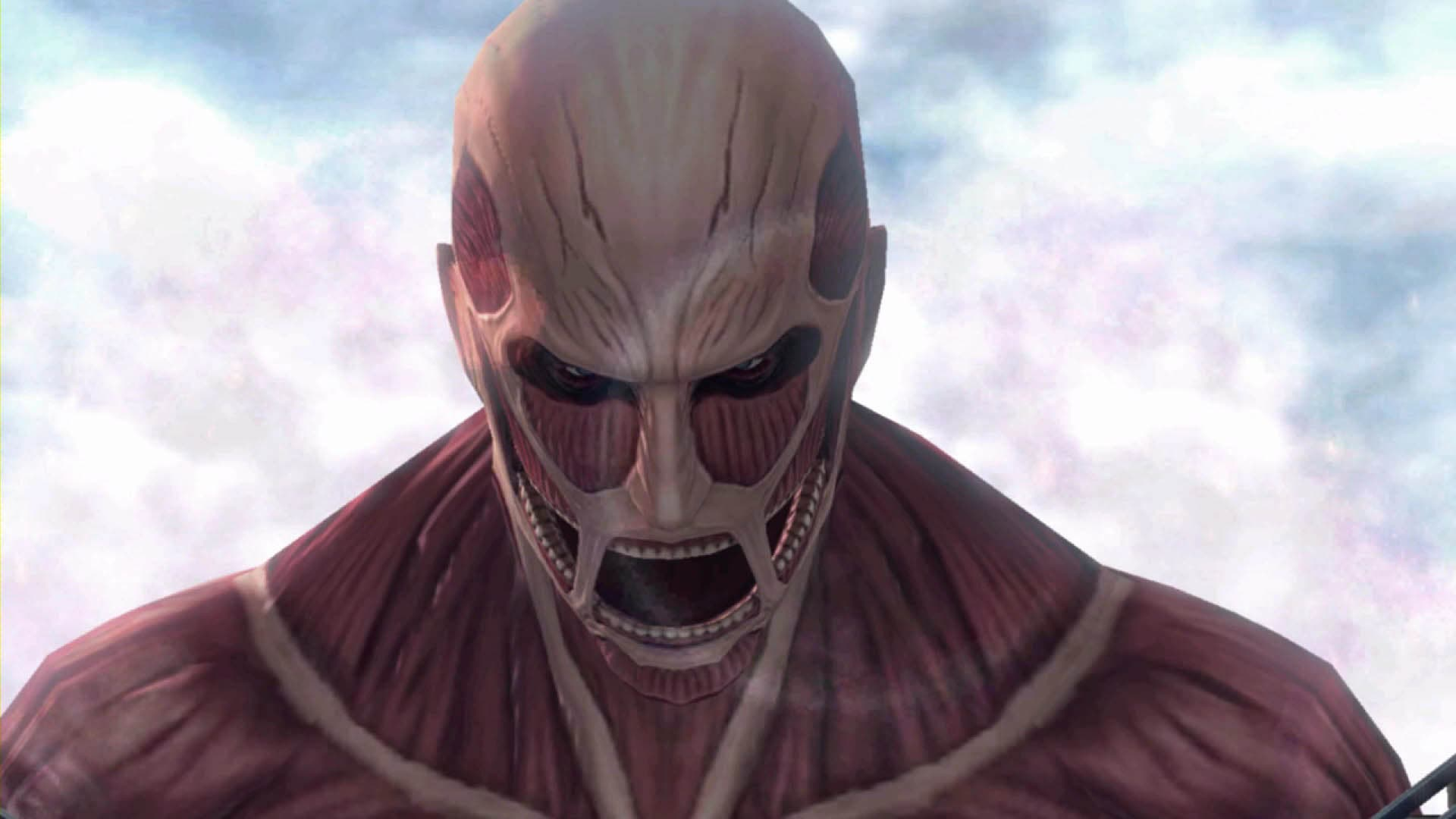Nuevas capturas y primer tráiler de 'Attack on Titan: The Last Wings of Mankind Chain'
