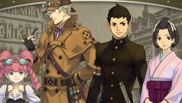 La página oficial de 'The Great Ace Attorney' proporciona nuevos detalles e imágenes del juego