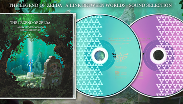 La banda sonora de 'The Legend of Zelda: A Link Between Worlds' llega al Club Nintendo japonés