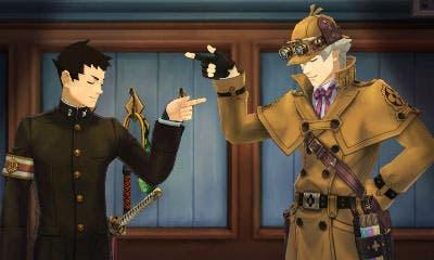 Shu Takumi habla sobre el origen de 'The Great Ace Attorney' y muchos más detalles