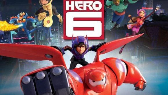 Anunciado 'Big Hero 6: Battle in the Bay' para Nintendo DS y 3DS