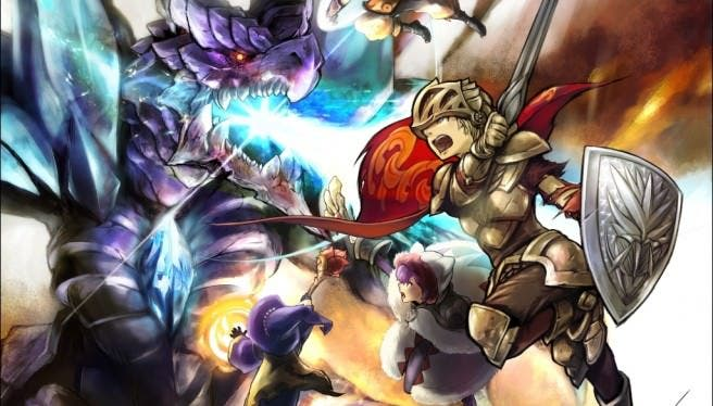 'Final Fantasy Explorers' será jugable en la New York Comic Con 2015