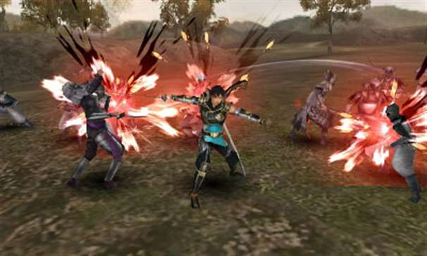 Anunciado un anime de 'Samurai Warriors'