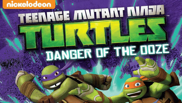 'Teenage Mutant Ninja Turtles: Danger of the Ooze' llega a 3DS de la mano de Activision