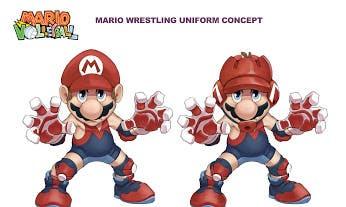 'Super Mario Spikers' es un proyecto cancelado de Next Level Games para Wii