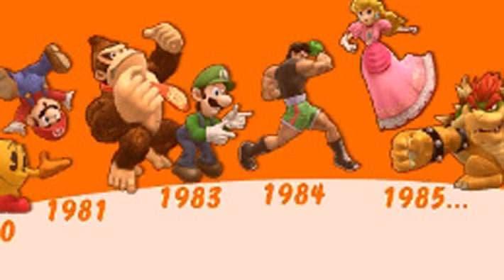Descubre la historia de Nintendo en el modo All-Stars de 'Super Smash Bros. 3DS'