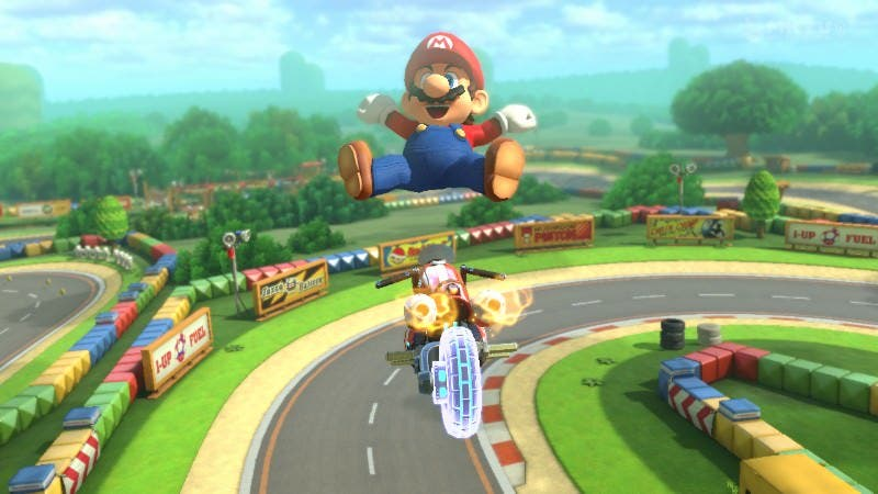 The Guardian nombra a 'Mario Kart 8' como el mejor juego del año