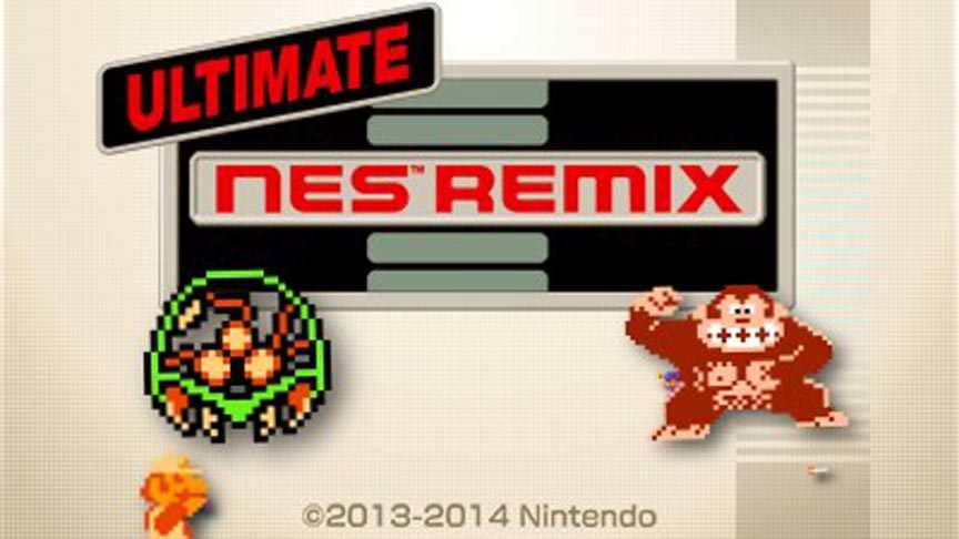 Lista completa de juegos que veremos en 'Ultimate NES Remix'