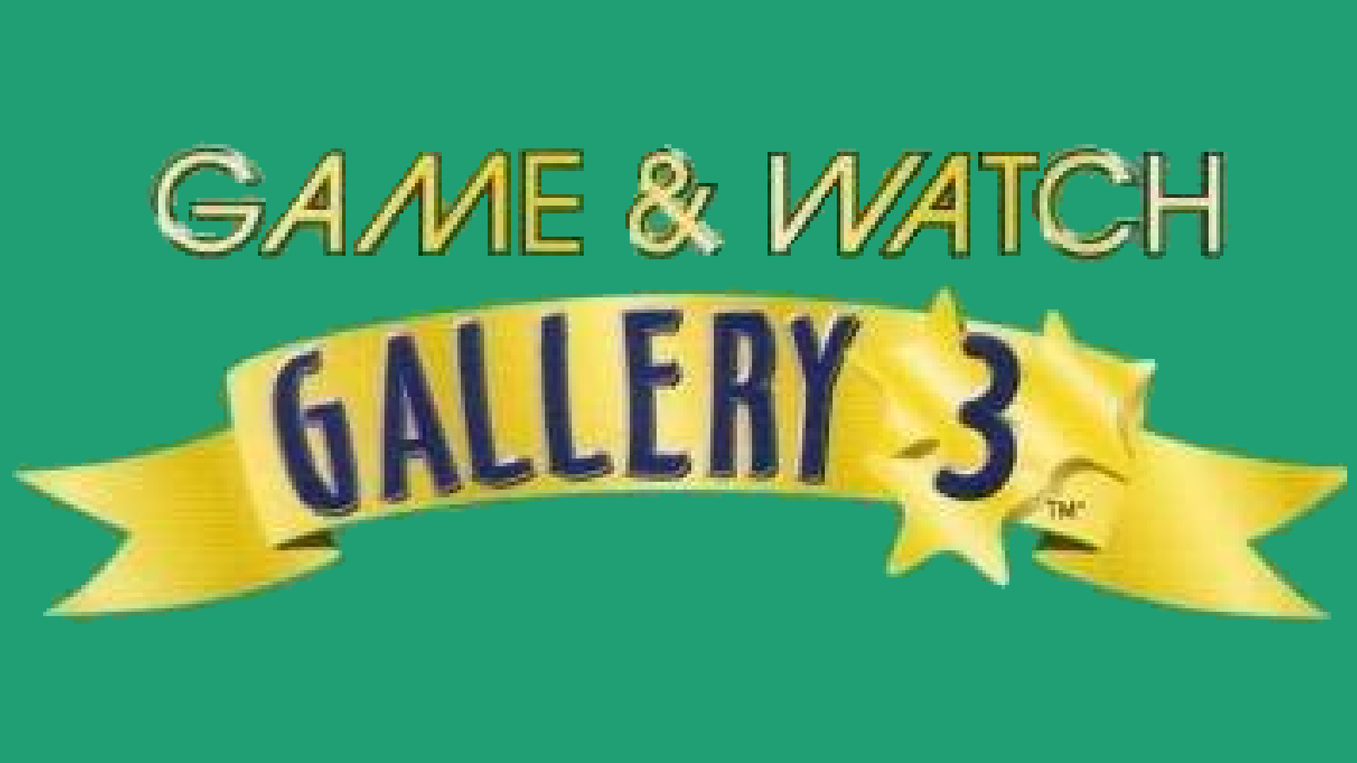 [Análisis] Game & Watch Gallery 3 (eShop 3DS)