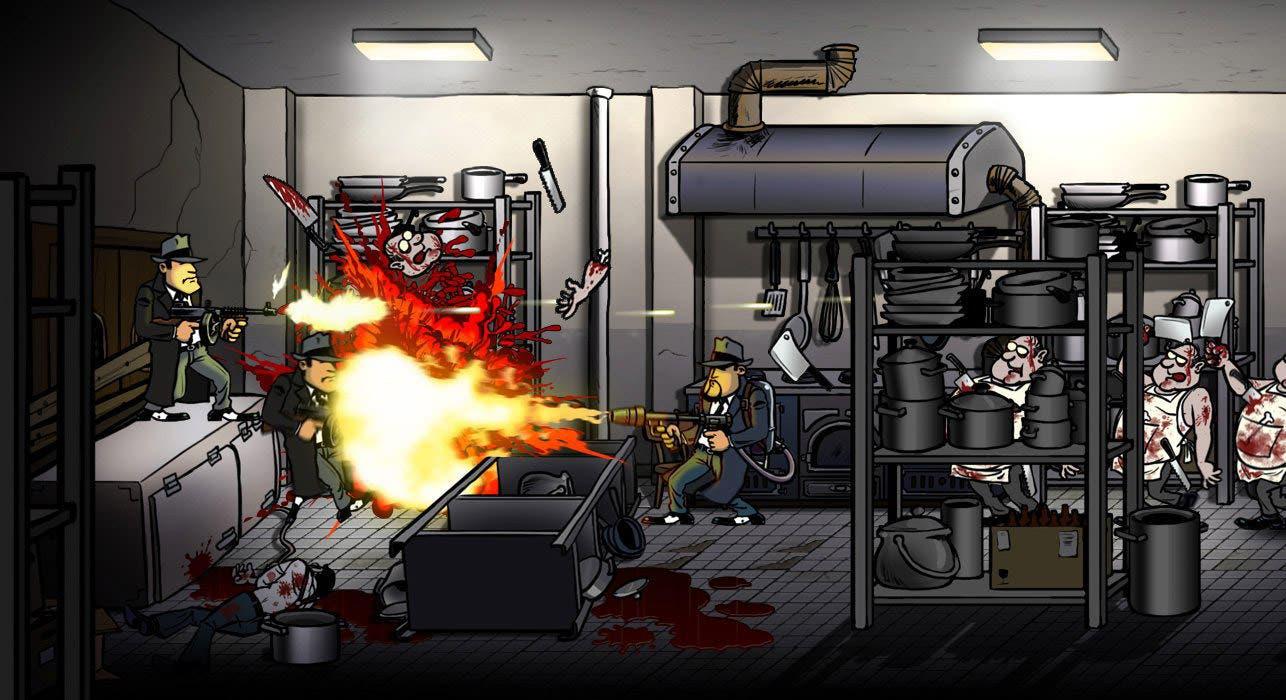 'Guns, Gore & Cannoli', nuevo título para la eshop de Wii U