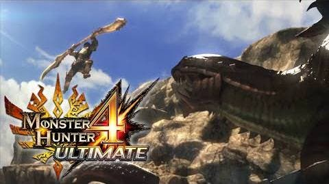 'Monster Hunter 4 Ultimate' ha vendido el 85% de su stock inicial en Japón