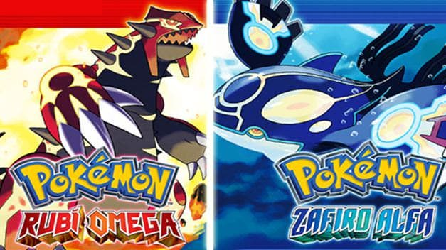 'Pokémon Rubí Omega' y 'Zafiro Alfa' venden más de 3 millones de copias en Europa
