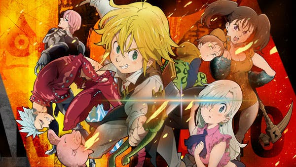 Boxart y posible fecha de lanzamiento japonesa de 'The Seven Deadly Sins: Unjust Sin'