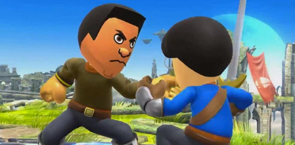 'Smash Bros. 3DS' contiene una referencia al meme «My body is ready» de Reggie