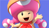 captain toad toadette