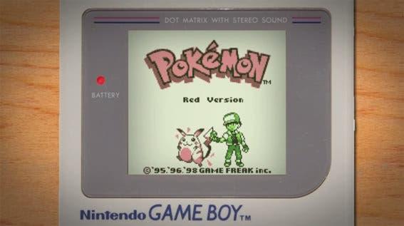 Un vistazo a las pantallas de inicio de los clásicos de GameBoy