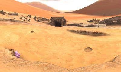 Nuevos detalles e imágenes del Viejo Desierto de 'Monster Hunter 4 Ultimate'