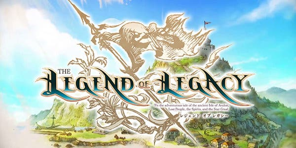 Livestream de 'The Legend of Legacy'